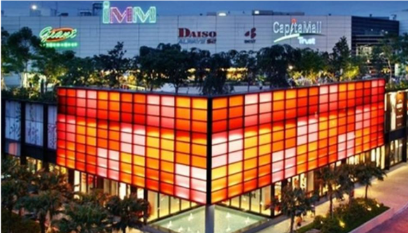 IMM Building at Jurong East