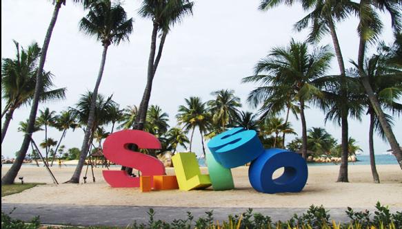 Silos Beach, Sentosa